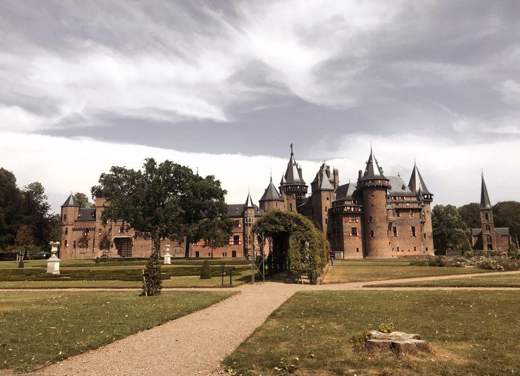 kasteel de Haar Haarzuilen Utrecht